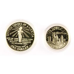 View 2: United States Liberty Coin Set