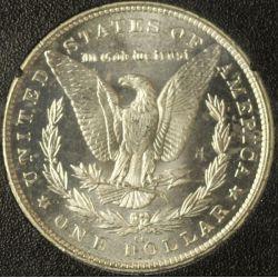 View 2: 1882-CC GSA Morgan Dollar