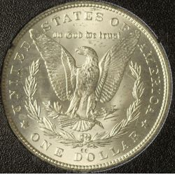 View 2: 1882-CC GSA Morgan Dollar