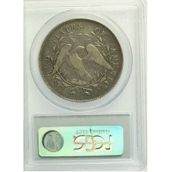 View 2: 1795 $1 Liberty 2 Leaves VG10 (PCGS)