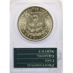 View 2: 1886 Morgan Dollar MS-63 (PCGS)
