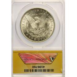 View 2: 1888-S Morgan Dollar MS-64 (ANACS)