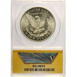 View 2: 1878-CC Morgan Dollar MS-62 (ANACS)