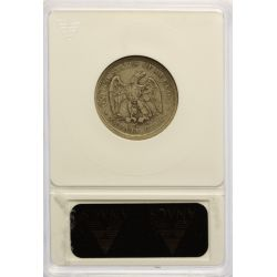 View 2: 1875-S 20-Cent VF-20 (ANACS)