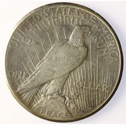 View 2: 1926 Peace Dollar