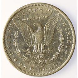 View 2: 1886-O Morgan Dollar