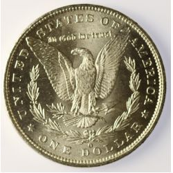 View 2: 1879-O Morgan Dollar