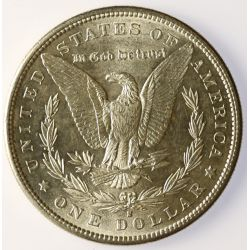 View 2: 1881-S Morgan Dollar