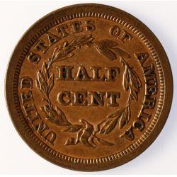 View 2: 1851 Half Cent