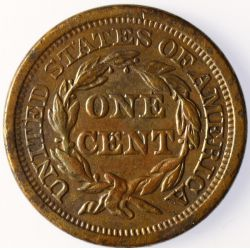 View 2: 1857 Large Cent