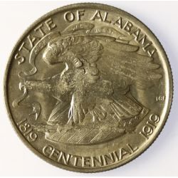 View 2: 1921 Alabama Half Dollar