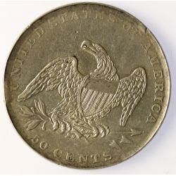 View 2: 1837 Bust Half Dollar
