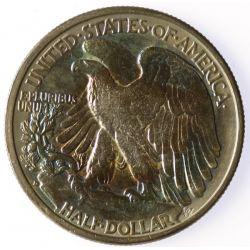 View 2: 1935-D Walking Liberty Half Dollar