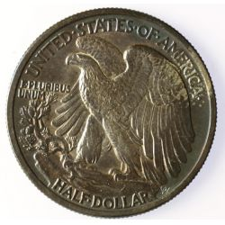 View 2: 1939 Walking Liberty Half Dollar