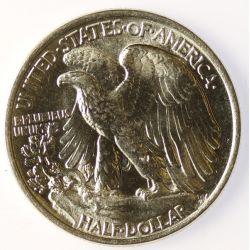 View 2: 1943 Walking Liberty Half Dollar
