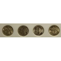 View 8: Walking Liberty Half Dollars Set (1941-1947)