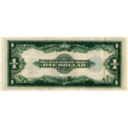 View 2: 1923 $1 Large Silver Certificate Note / Bill