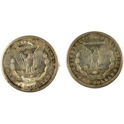 View 2: 1921 Morgan Silver Dollars (2pcs.)