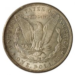 View 2: 1888 Morgan Silver Dollar