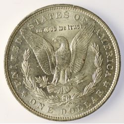 View 2: 1904-O Morgan Silver Dollar