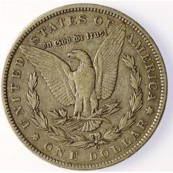 View 2: 1900-O Morgan Silver Dollar
