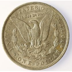 View 2: 1902 Morgan Silver Dollar