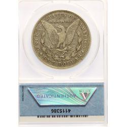 View 2: 1878-CC Morgan Silver Dollar VF-30 (ANACS)