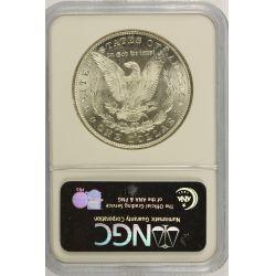 View 2: 1879-S Morgan Dollar MS-66 (NGC)