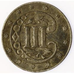 View 2: 1862 3-Cent