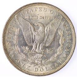View 2: 1879-O Morgan Dollar