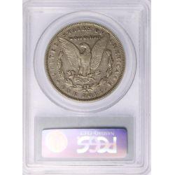 View 2: 1886-S Morgan Dollar XF-40 (PCGS)
