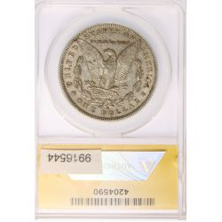 View 2: 1894-O Morgan Dollar AU-50 (ANACS)