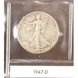 View 21: Walking Liberty Half Dollars (1916-1947 Complete Set)
