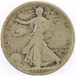 View 12: Walking Liberty Half Dollars (1916-1947 Complete Set)