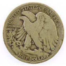 View 11: Walking Liberty Half Dollars (1916-1947 Complete Set)