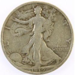 View 2: Walking Liberty Half Dollars (1916-1947 Complete Set)