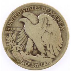 View 5: Walking Liberty Half Dollars (1916-1947 Complete Set)