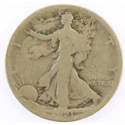 View 6: Walking Liberty Half Dollars (1916-1947 Complete Set)