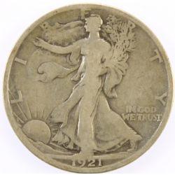View 8: Walking Liberty Half Dollars (1916-1947 Complete Set)
