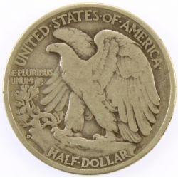 View 22: Walking Liberty Half Dollars (1916-1947 Complete Set)
