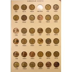 View 2: Lincoln Cent Collection (1909-1994)