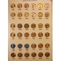 View 3: Lincoln Cent Collection (1909-1994)
