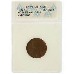 Coins & Currency Auction (Sale #96)
