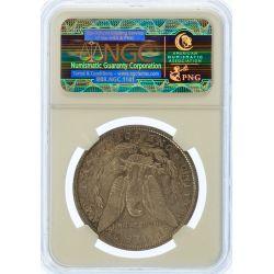 View 2: 1885-CC Morgan Dollar MS-64 (NGC)