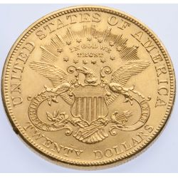 View 2: 1904 $20 Gold