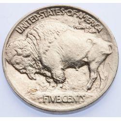 View 2: 1913 Buffalo Nickel Type I