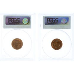 View 2: 1931 & 1939-S Lincoln Cents (PCGS)