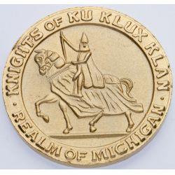 View 2: 1919 Ku Klux Klan Medallion