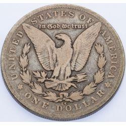 View 2: 1892-CC Morgan Dollar