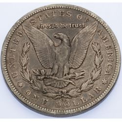 View 2: 1893-CC Morgan Dollar